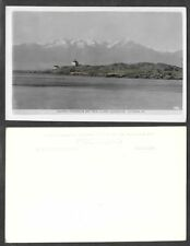Old Canada Real Photo Postcard - Victoria, British Columbia - Lighthouse