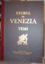 STORIA DI VENEZIA (IL MARE)-Alberto Tenenti,Ugo Tucci-TRECCANI (1991)