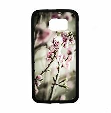 Cherry Blossom In Snow for Samsung Galaxy S6 i9700 Case Cover