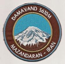 Mount Damavand Mazandaran Iran Souvenir Patch