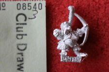 Games Workshop Warhammer Empire Imperial Halfling Halflings Archer Fantasy 1992