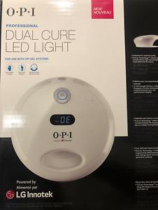 OPI Professional LG LED Light Gel Curing Lamp **NEW 2018 MODEL**