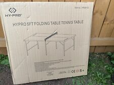 New listing Hy-pro 5ft Folding Table Tennis Table Brand New
