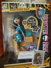 Monster High Cleo de NIle Picture Day Mattel 2012