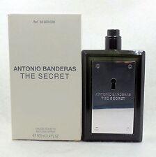 THE SECRET BY ANTONIO BANDERAS EAU DE TOILETTE SPRAY 100 ML/3.4 FL.OZ. (T)