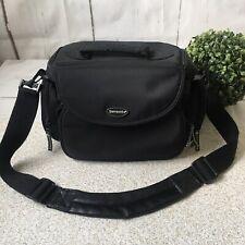 Samsonite Camera Case Shoulder Bag Multiple Pockets Padded