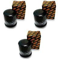 Volar Oil Filter - (3 pieces) for 2003 Yamaha Grizzly 660 YFM660 Limited