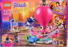 LEGO Friends 41373  Lustiges Oktopus-Karussell Andrea Ethan Popcorn Kasse NEU