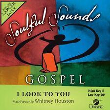 Whitney Houston - I Look To You - Accompaniment/Performance Track – New
