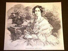 Hélène Louise Elisabeth nel 1858 Duchessa D'Orleans