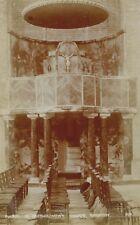 Rppc,Brighton,U.K.St.Bart holomew's Church,Pulpit,East Sussex,c.1909