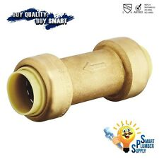 "1/2"" Push fit Check Valve w/10yrs warranty (116-01) - Lead Free"