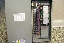 DELTA  LIGHTING CONTROL PANEL 12 PANASONIC RELAYS