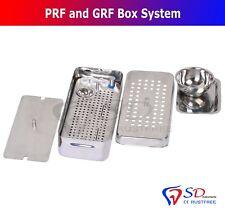 Completar implante dental PRF & Libreria Caja de plaquetas Rich fibrina cirugía Cassette Nuevo