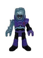 Imaginext DC Super Friends Mr. Freeze  figure Snowcat version