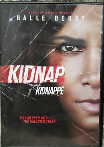 Kidnap (DVD, 2017) Halle Berry Combine Shipping And Save