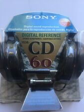 Sony MDR-CD 60 Digital Reference Stereo Headphones - Vintage Sony