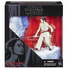 Star Wars Force Awakens Rey Starkiller Black Series KMart Exclusive Boxed Figure
