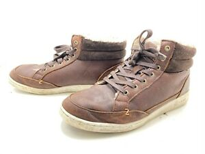 Boots DUBLIN MERLINS dark brown HUB FOOTWEAR Herren