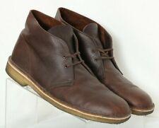 Clarks Bushacre 2 Men/'s Grey Stone Suede Desert Style Boots 26133161
