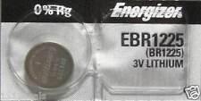 Energizer BR1225 CR1225 3V Lithium 1 Battery
