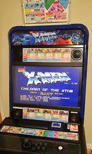 Capcom X-Men Children of the Atom Art Set for Taito Vewlix (CARD) CPS2 Jamma