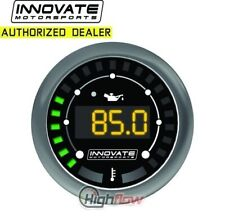 GENUINE Innovate 3913 MTX-D Oil Pressure & Temp Gauge Kit (Replaces 3852)