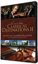 The Music from Classical Destinations II DVD (2010) Peter Beveridge ***NEW***