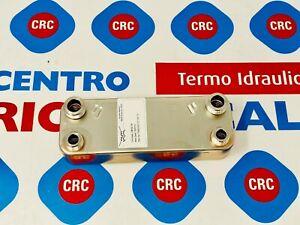 SCAMBIATORE SECONDARIO RICAMBIO COMPATIBILE VAILLANT CODICE: CRC9991119
