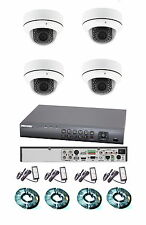 ÜBERWACHUNGSSET 1080P FullHD KOMPLETTSET VIDEOÜBERWACHUNG HD TVI 2MP INTERNET