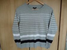 Gap Cotton Long Sleeve Striped Jumpers & Cardigans for Women