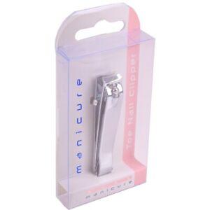 LARGE METAL TOE NAIL CLIPPERS File Scraper Snipper Cutter Pedicure Manicure