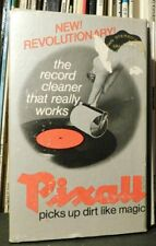 Pixall record cleaner.
