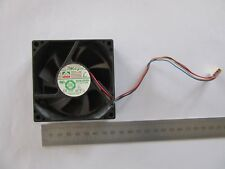 Protechnic Magic Cooler Master 80mm 12V DC 0.58A 4-Pin Fan MGT8012ZR-W25 TESTED