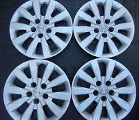 "Set/4 2013-2017 Nissan Leaf S # 53091 16"" Hubcaps / Wheel Covers OEM 40315"