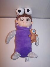"Monsters Inc. ALIEN COSTUME BOO 15"" Plush Doll Collectible Toy DISNEY Pixar"