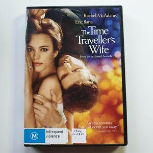 The Time Traveler's Wife   DVD   Rachel McAdams, Eric Bana   Romance/Sci-fi