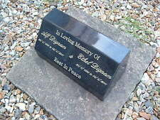 Memorial/Vases/Pet/Plaques/Headstones/Monuments/Graveside