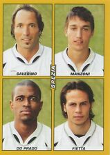 N°603 DO PRADO SAVERINO # SPEZIA CALCIO STICKER FIGURINA PANINI CALCIATORI 2008