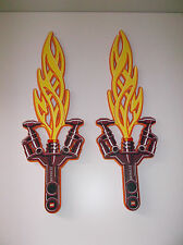 LEGO Bionicle Foam Sword Set of 2 Rare Hard to Find