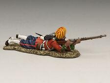 SOE007 Ludhiana Sikhs Regiment Lying Firing RETIRED by King & Country