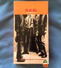 R.E.M. - RARE 15 TRACK PROMO VHS VIDEO - 'POP SONGS 89-95'