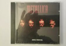 Metallica Bootleg CD, Angels From Hell, Live In Long Island.