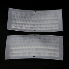 10Pcs Pir Hdpe Human body Infrared Induction Fresnel Lens Far Sensing Distance