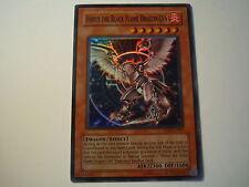 YU GI OH  Horus the Black Flame Dragon LV6 SOD-EN007 Super Rare