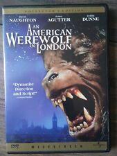 An American Werewolf in London (1981) (Dvd, 2001) David Naughton.