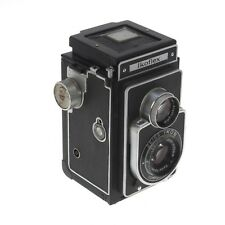 Ikoflex II 120 Film Medium Format TLR Camera w Zeiss 75mm f3.5 - See Notes   1