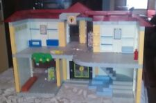 Playmobil #5923 School Complete building and some furniture