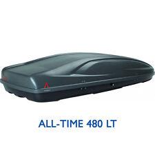 BOX PORTAPACCHI AUTO G3 ALL-TIME 480 LITRI SPEDIZIONE GRATIS BAULE DA VIAGGIO