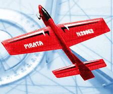 "Control line 55"" .35-40 Stunt Plane Pirata Model Airplane F/S Printed Plans"